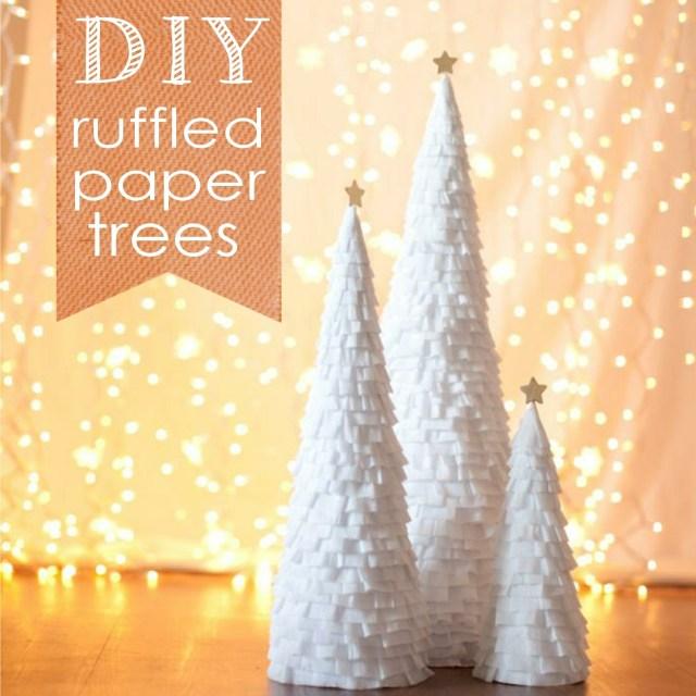 diyruffletrees
