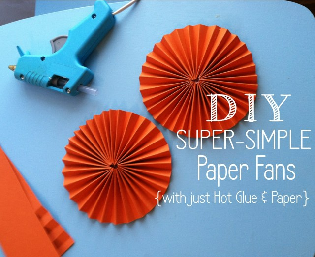 diypaperfan