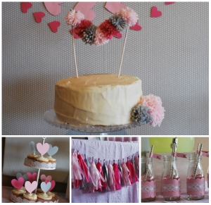 {Sprinkled With Love} Baby Shower