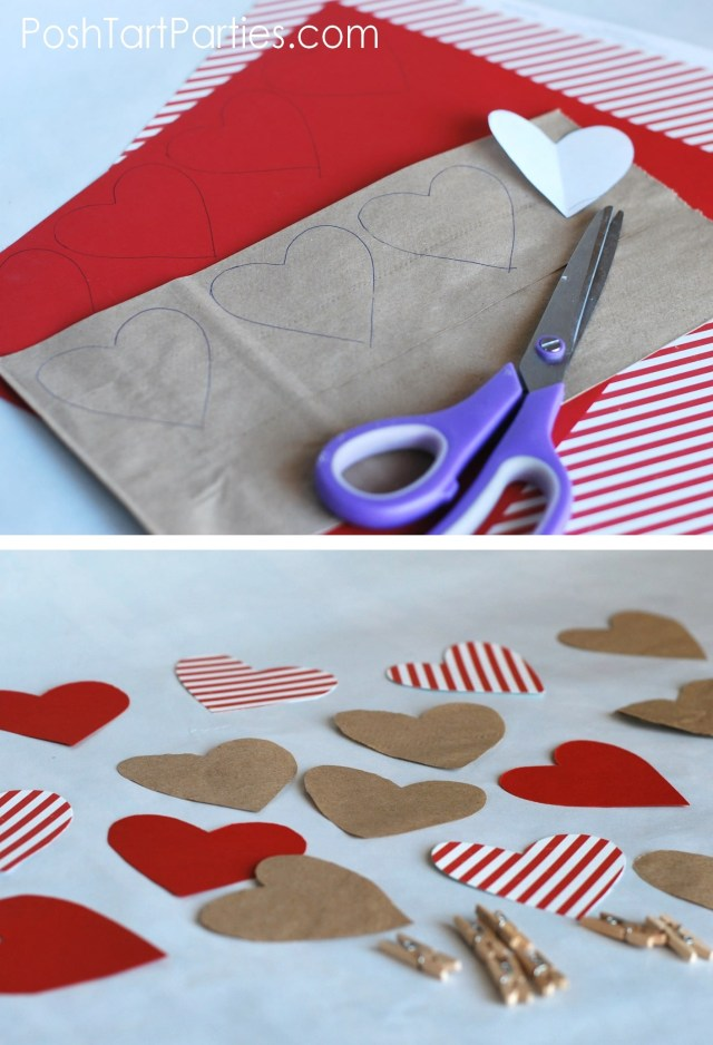 diy heart garland1