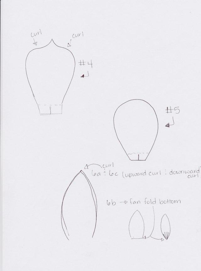 sketch petals 2