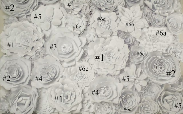 numberedflowerwall