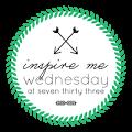 Inspire Me Wednesday #9