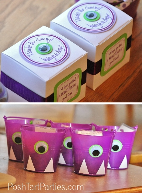 Monster Party Favors