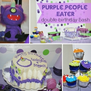 Purple People Eater Birthday