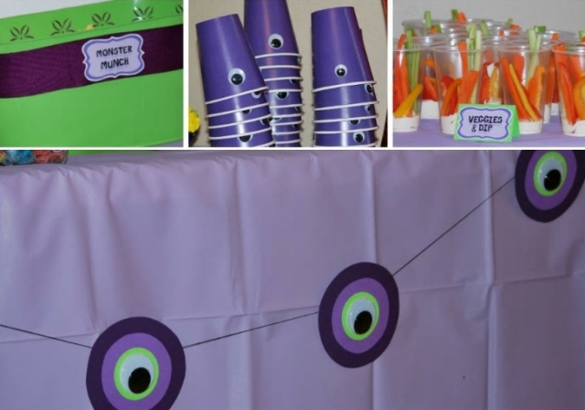 Purple People Eater Party